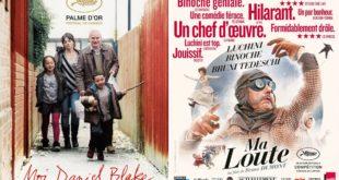 Moi, Daniel Blake et Ma Loute affiches films