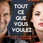 [CRITIQUE] «Tout ce que vous voulez» (2016) avec Bérénice Béjo et Stéphane de Groodt