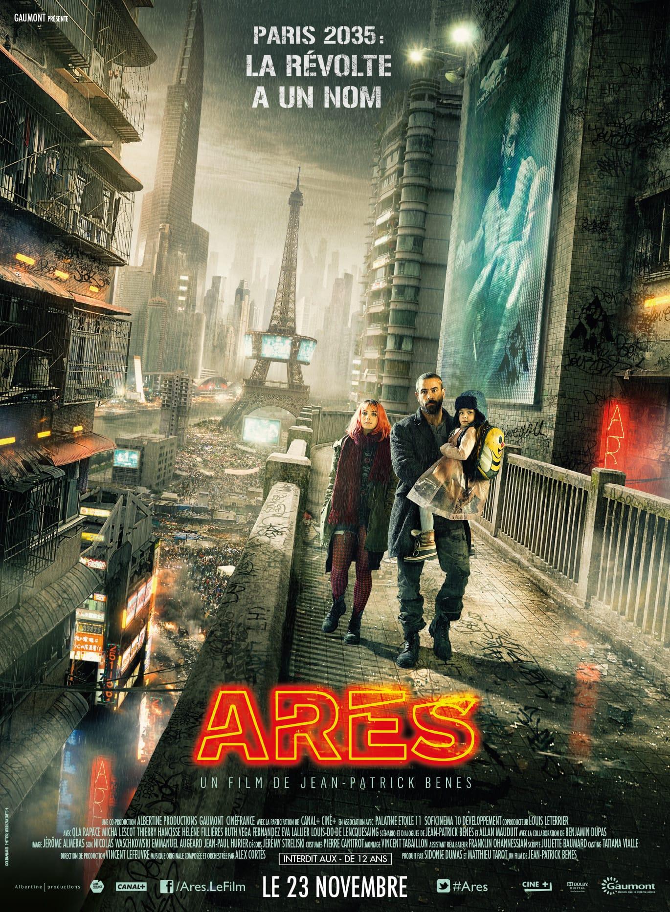 Arès affiche