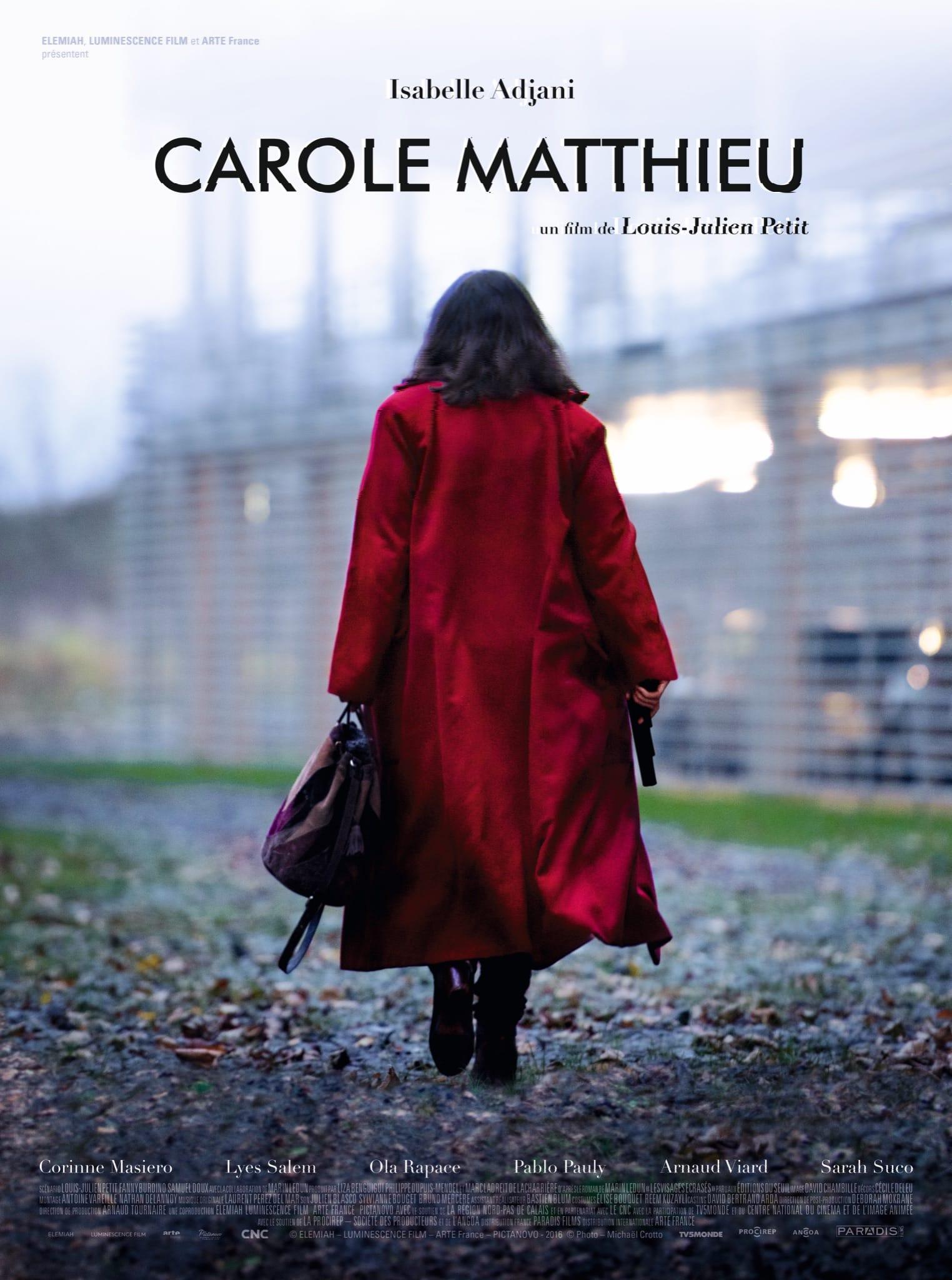 Carole Matthieu Louis-Julien Petit affiche film