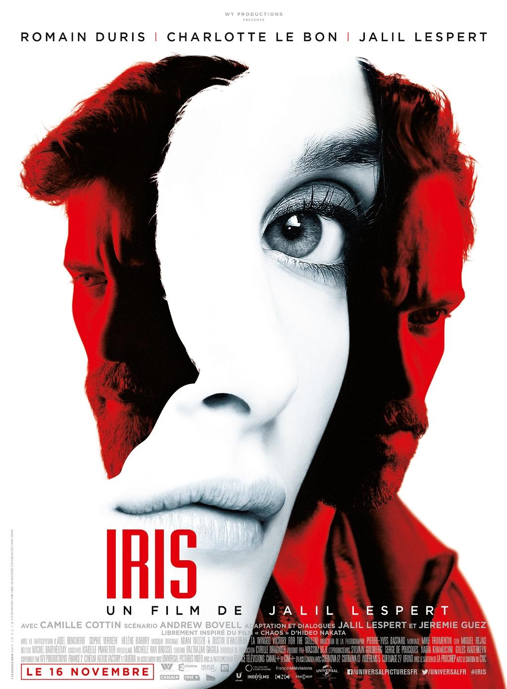 Iris affiche