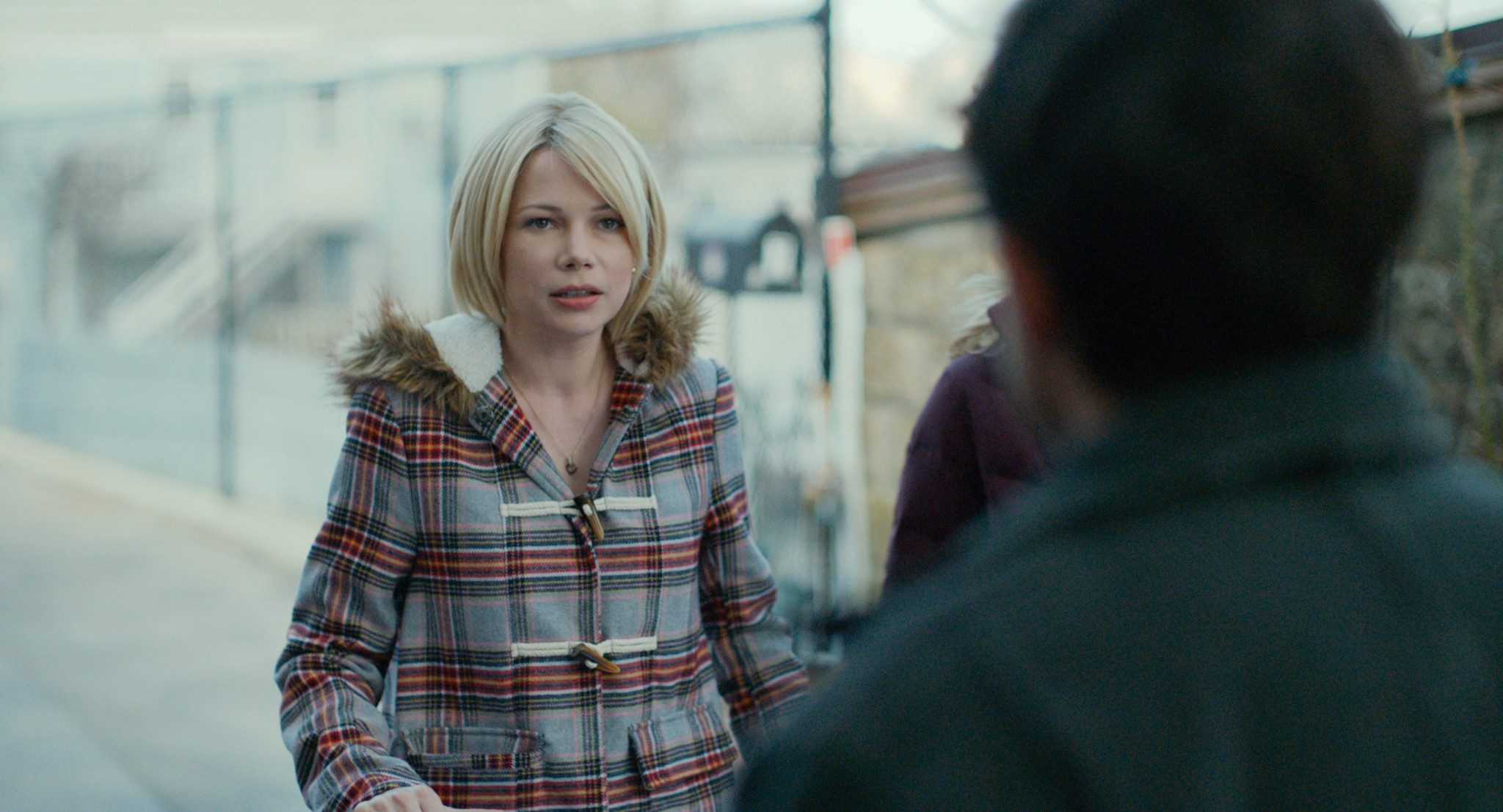 Manchester By The Sea Michelle williams