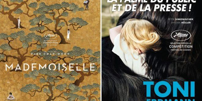 Toni Erdmann et Mademoiselle affiches films cinéma