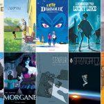 Prix de la BD Fnac 2017 du 1er au 12 décembre