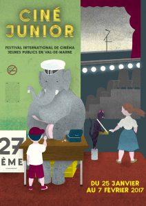 Festival Cine Junior 2017 affiche