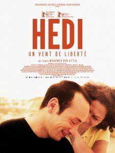 Hedi, un vent de liberté affiche