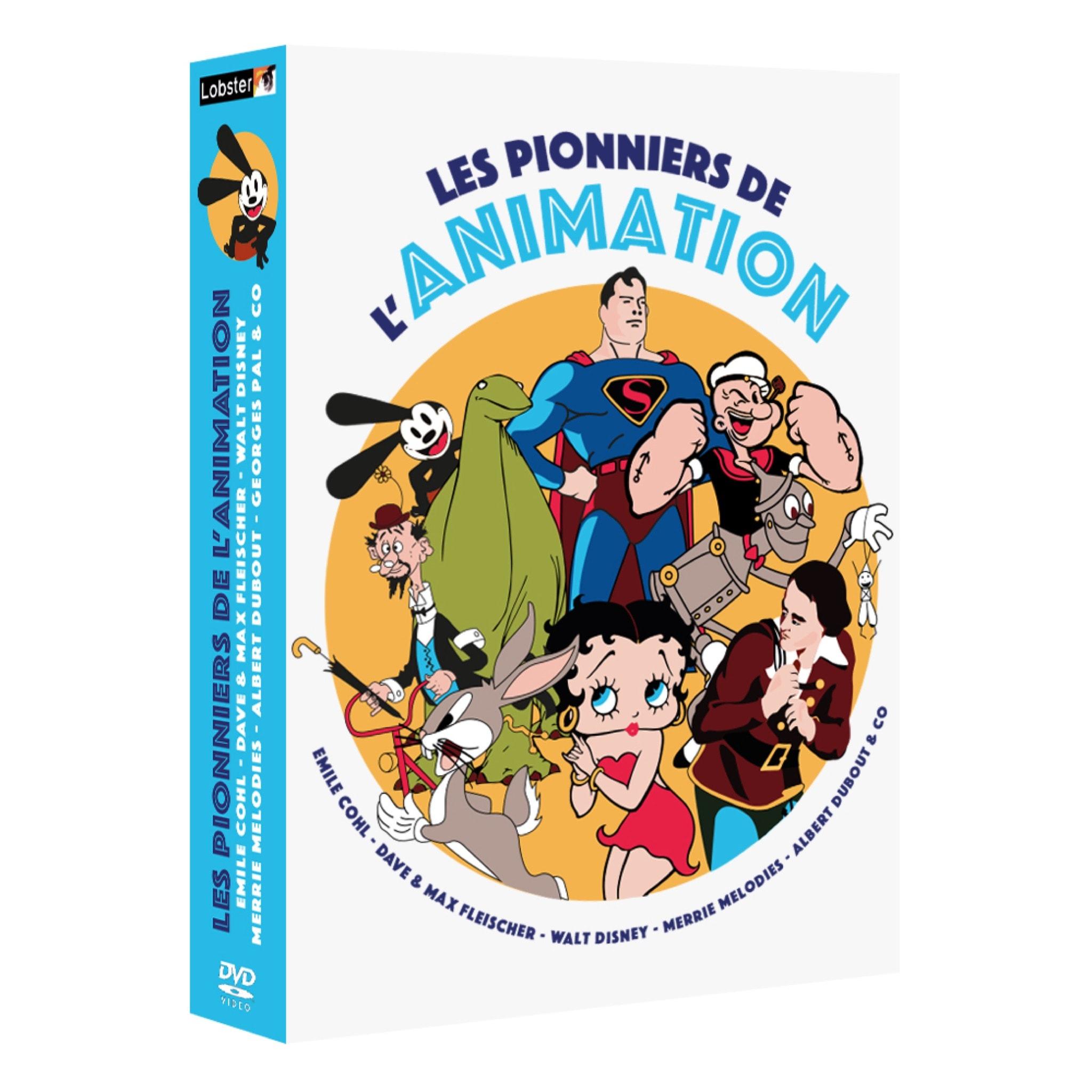 les-pionniers-de-lanimation-coffret-dvd