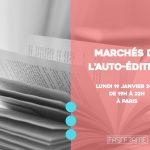 Marché de l'auto-édition 2017 le 19 janvier 2017 à Paris