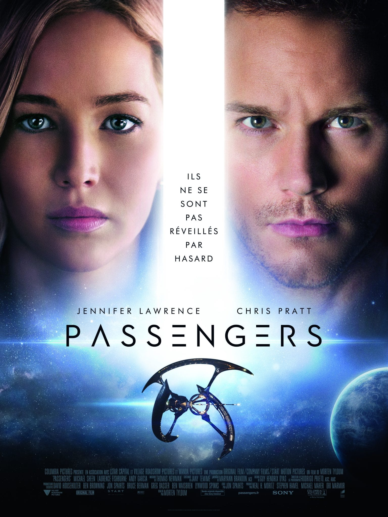 Passengers affiche