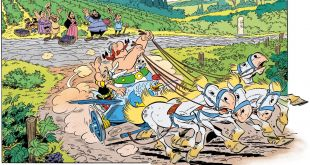 Astérix et la Transitalique image 1