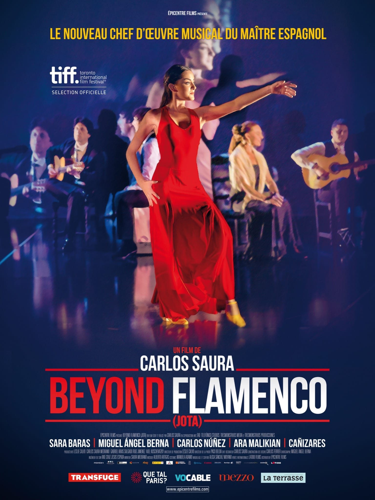 Beyond Flamenco affiche