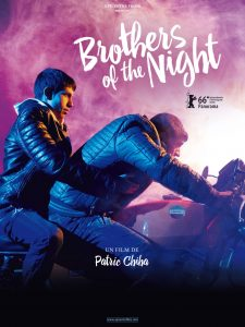 brothers of the night affiche