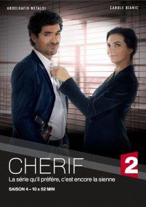 CHERIF saison 4 affiche
