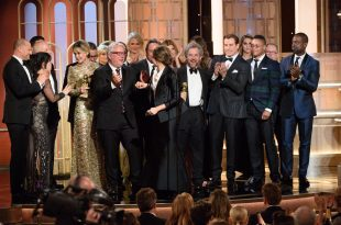 golden globes 2017 The People v OJ Simpson American Crime Story