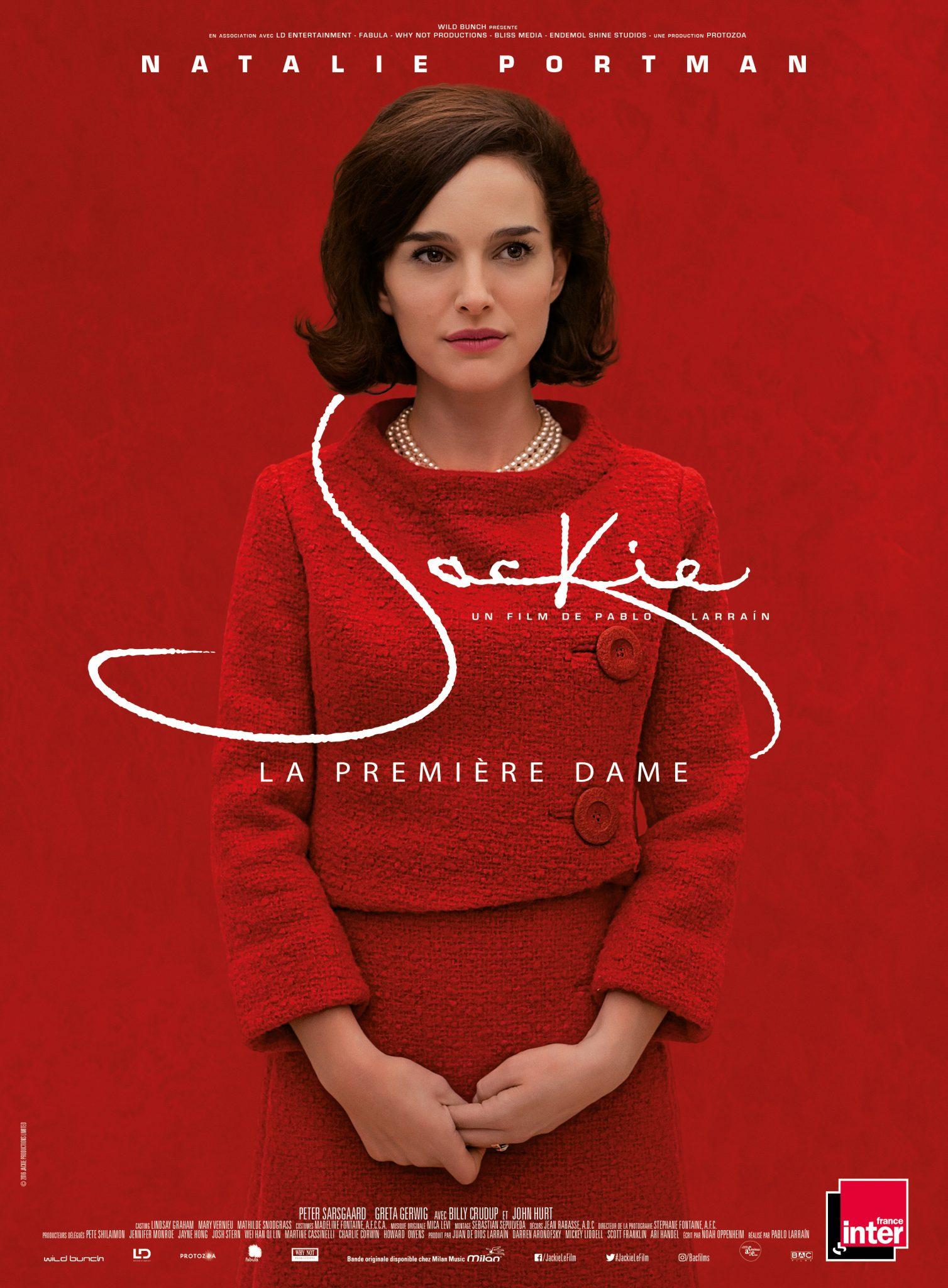 """Critique / """"Jackie"""" (2016) de Pablo Larraín 2 image"""