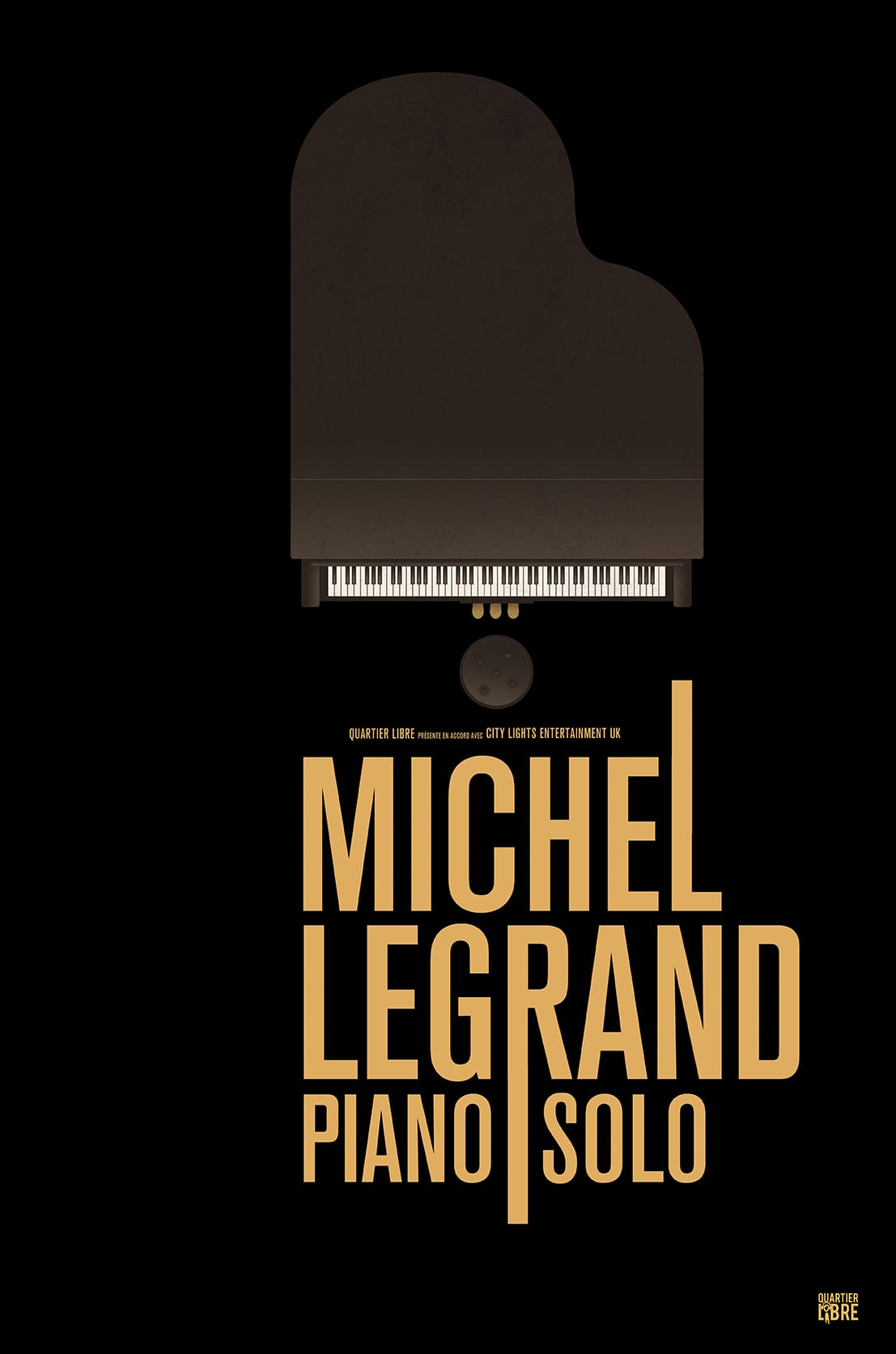 michel legrand recital piano solo