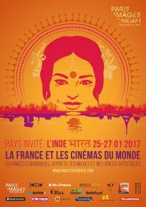 Paris Images Cinéma - L'industrie du rêve 2017 affiche