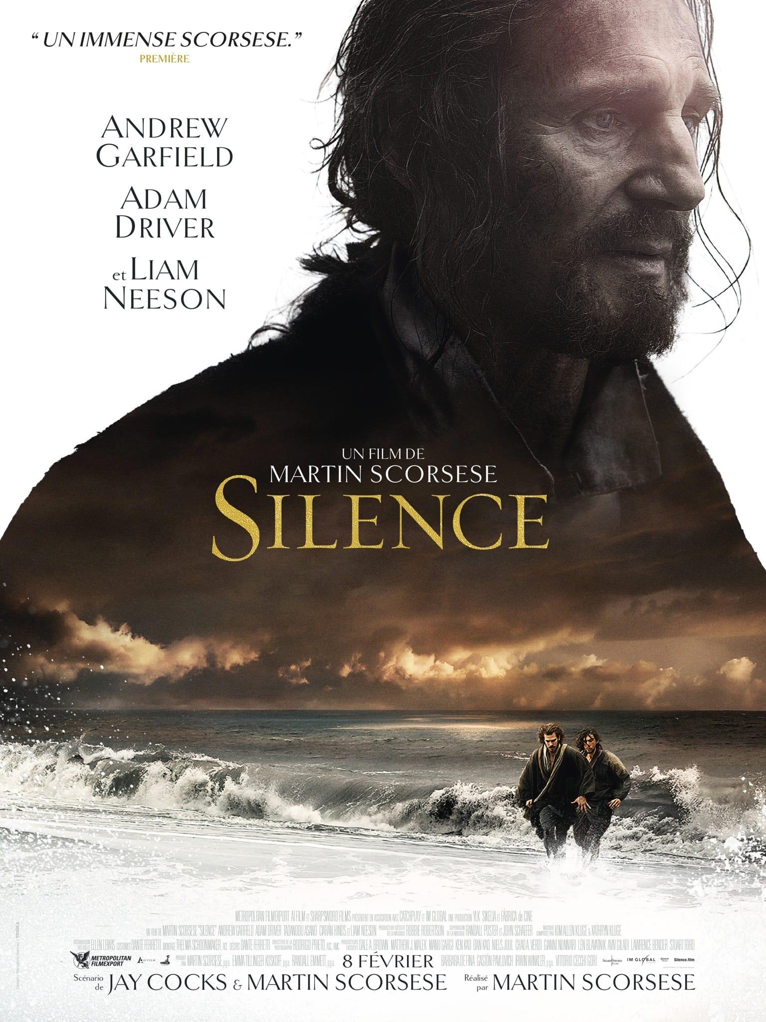 """[CRITIQUE] """"Silence"""" (2017) de Martin Scorsese 2 image"""