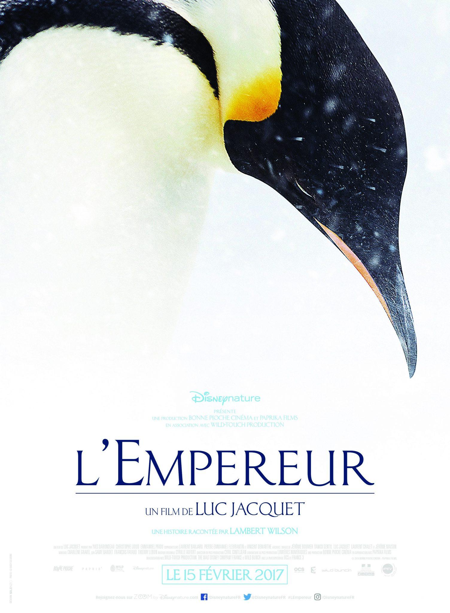 affiche L'empereur film
