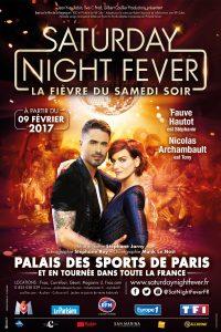 Affiche Saturday Night Fever