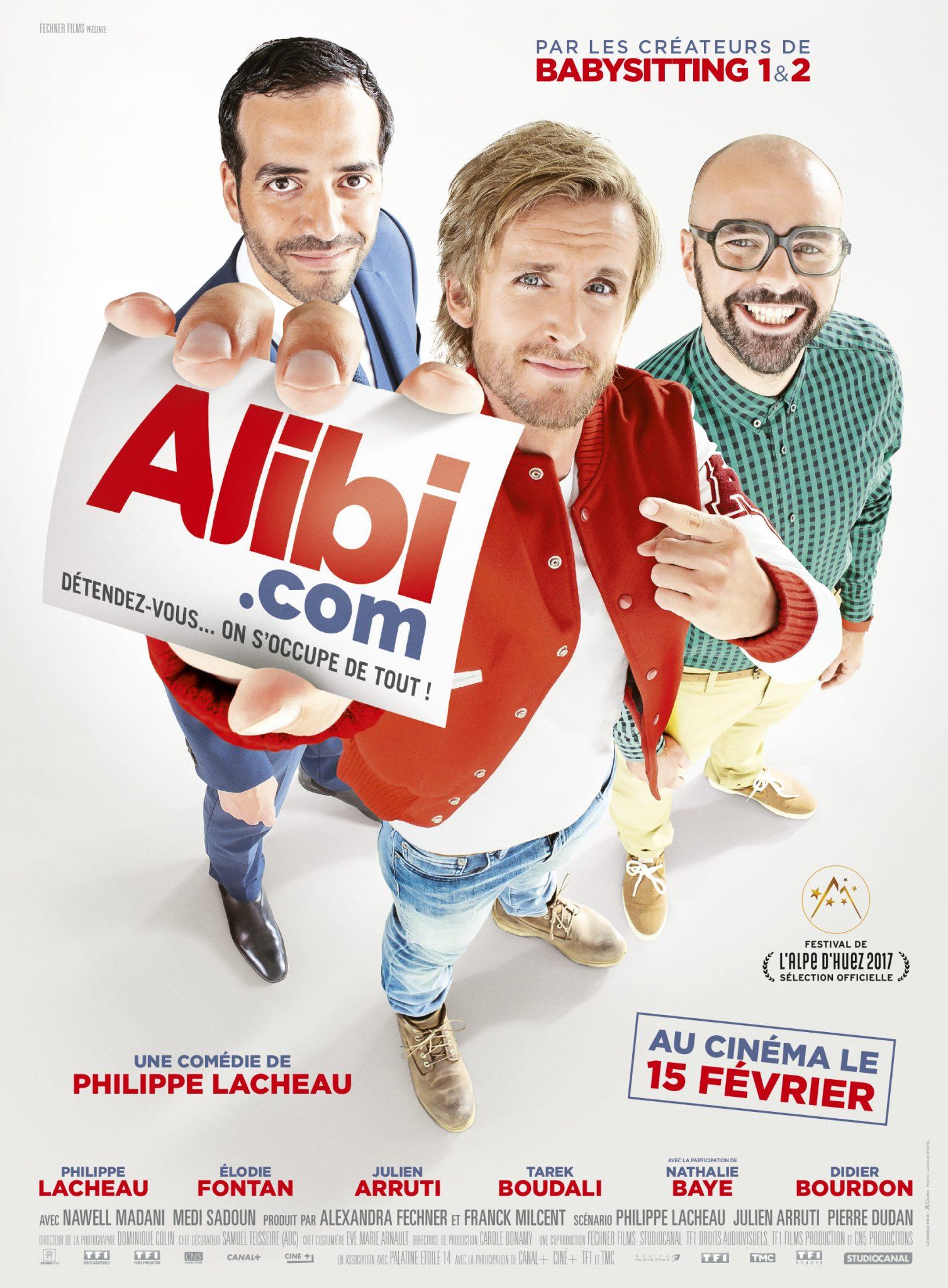 """Critique / """"Alibi.com"""" (2016) de Philippe Lacheau : le retour tonitruant de La bande à Fifi 1 image"""