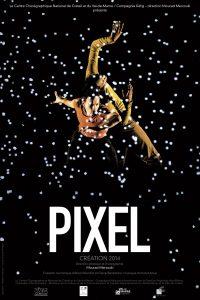 CCN CRETEIL PIXEL affiche
