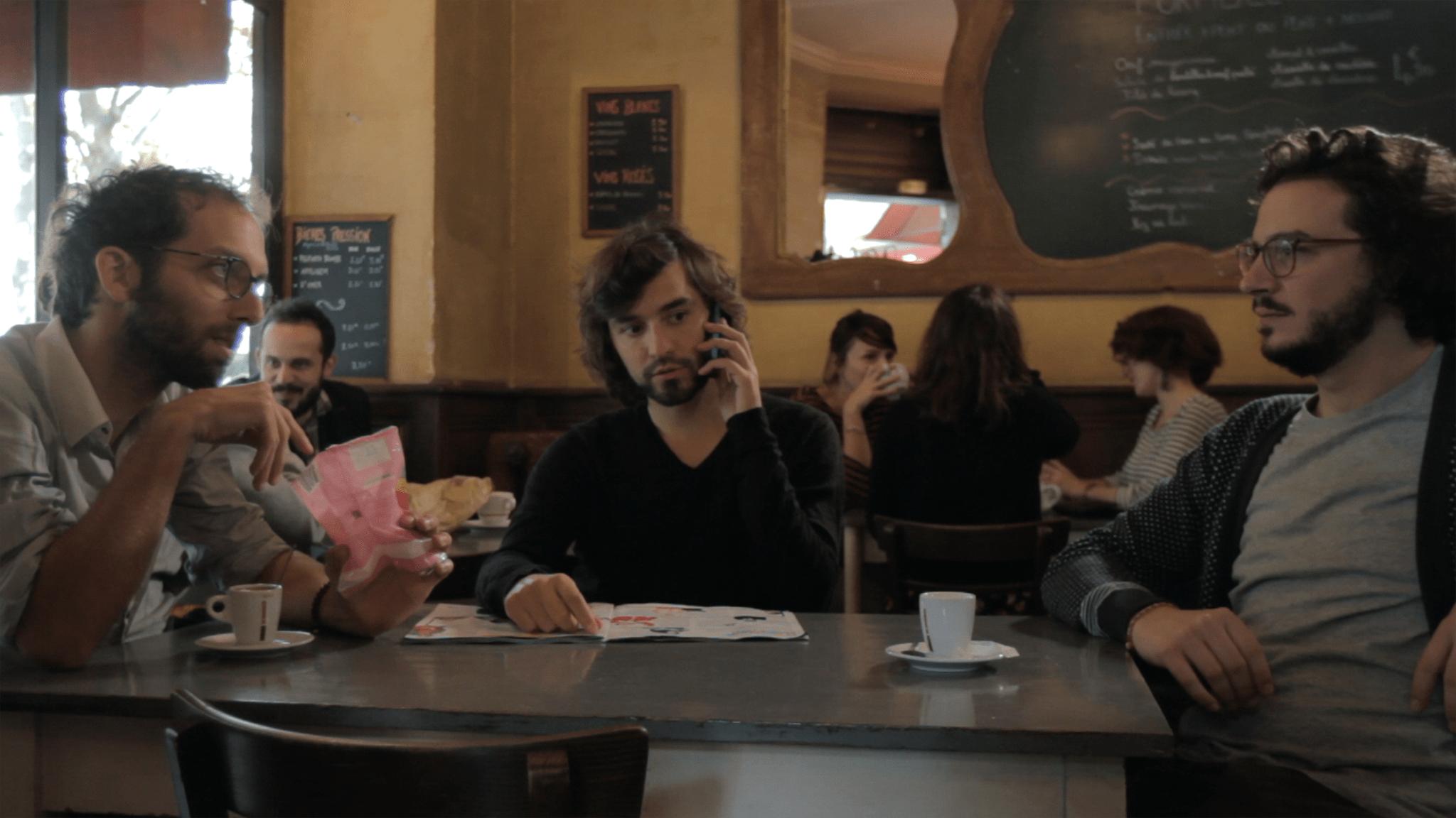 Festival des Créations Télévisuelles de Luchon 2017 LES GRANDS ESPRITS - photo film