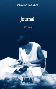 Jean-Luc Lagarce image couverture Journal 1977-1990