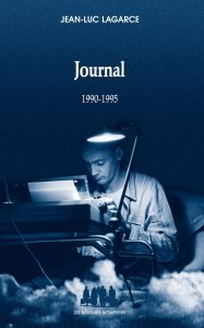 Jean-Luc Lagarce image couverture Journal 1990-1995