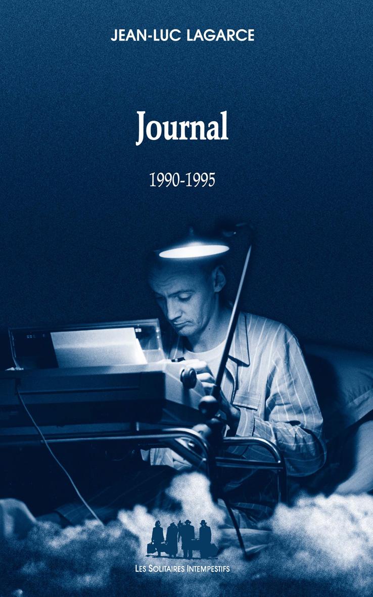 Jean-Luc Lagarce image couverture Journal 1990-1995