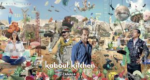 KABOUL KITCHEN saison 3 affiche