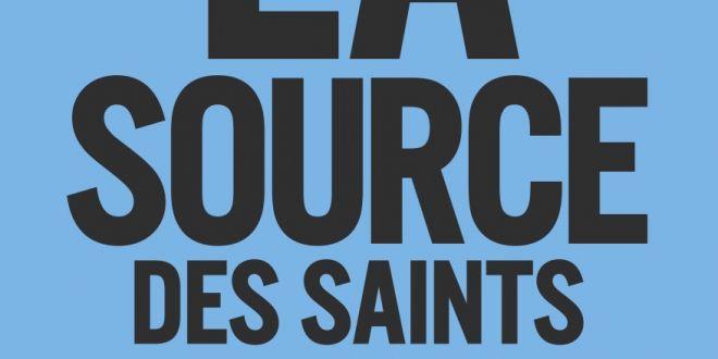 La source des saints affiche