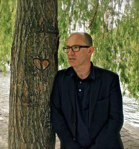 photo Laurent Mauvignier (c) Roland Allard