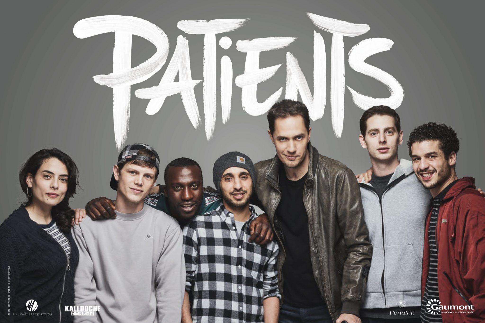 Patients affiche