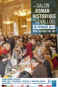 Salon roman historique