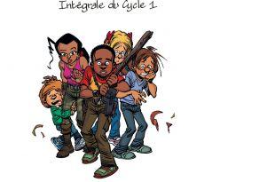 Seuls - Intégrale du Cycle 1 image couverture