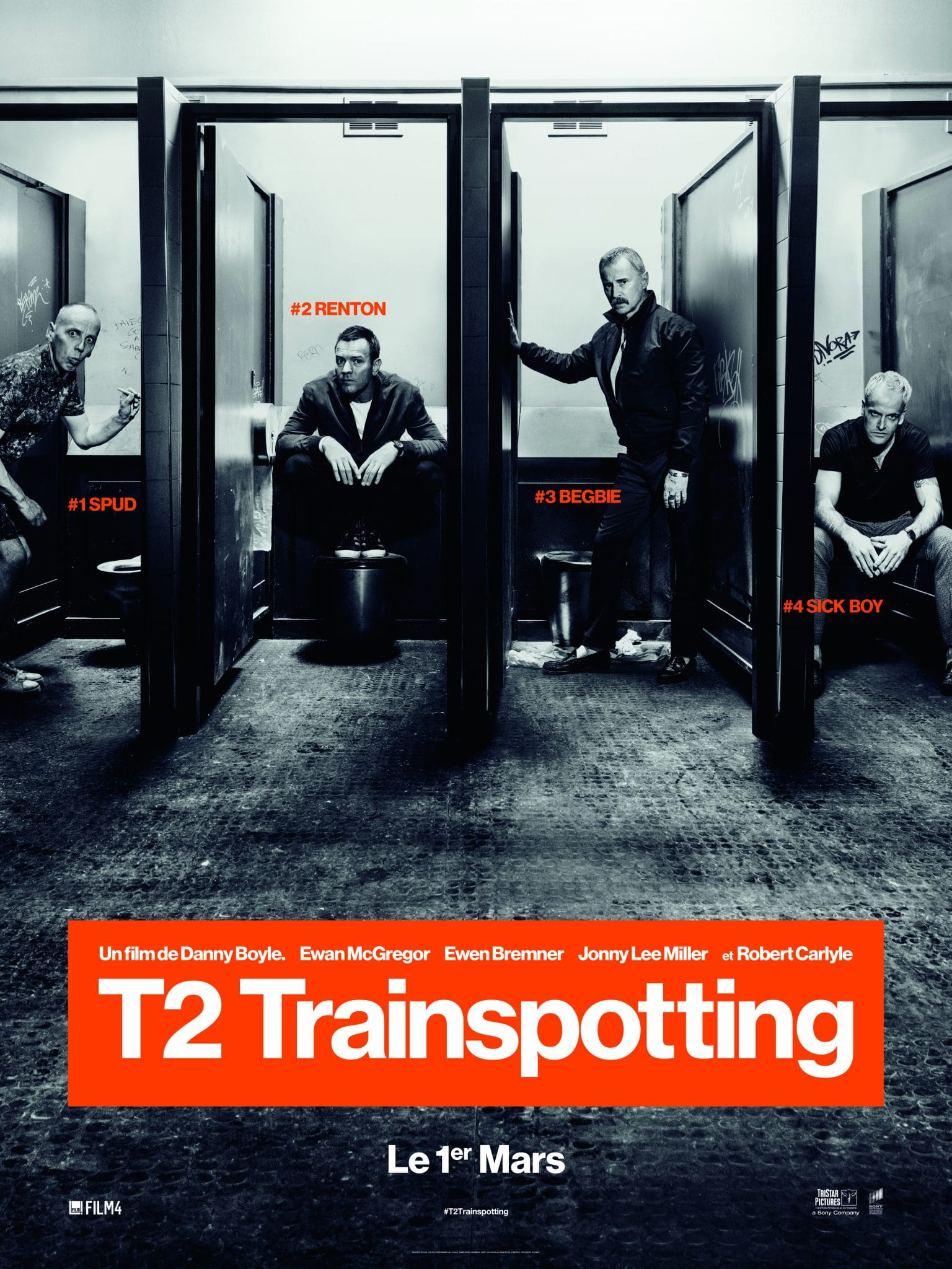 T2 Trainspotting affiche