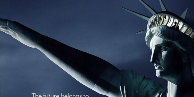The man in the high castle saison 2 poster