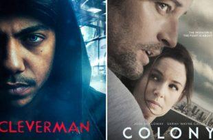 Clverman - Colony saison 1 affiches séries télé