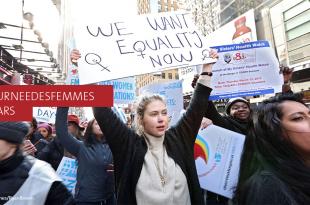 Journée internationale des femmes 2017 - onu femmes