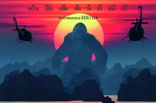 KING SKULL ISLAND affiche film