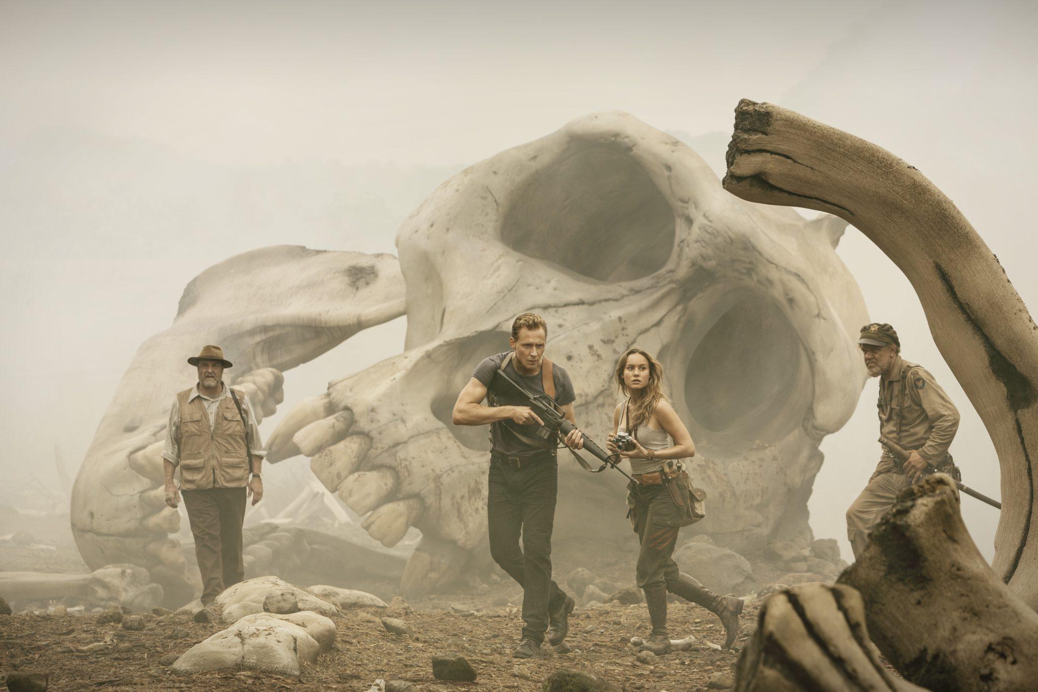 Kong : Skull Island image film