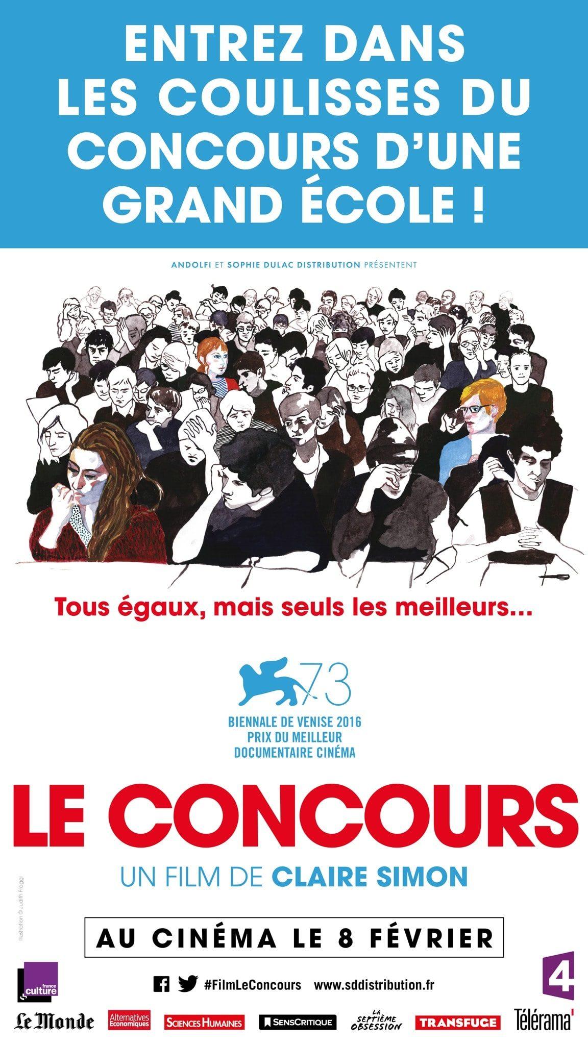 Le Concours affiche
