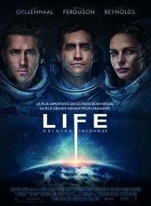 Life - Origine Inconnue affiche