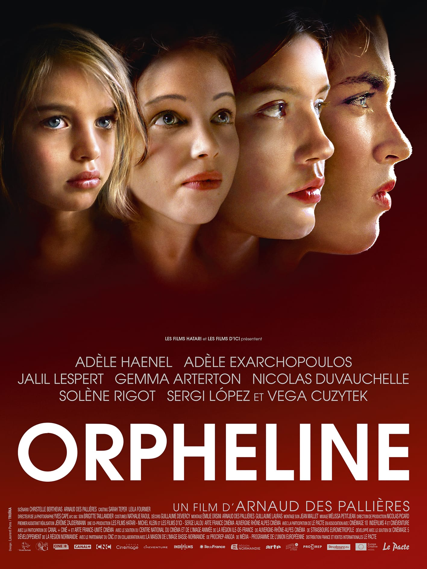 orpheline affiche film
