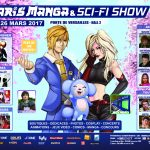Paris Manga & Sci-Fi Show : Le programme de la 23e édition