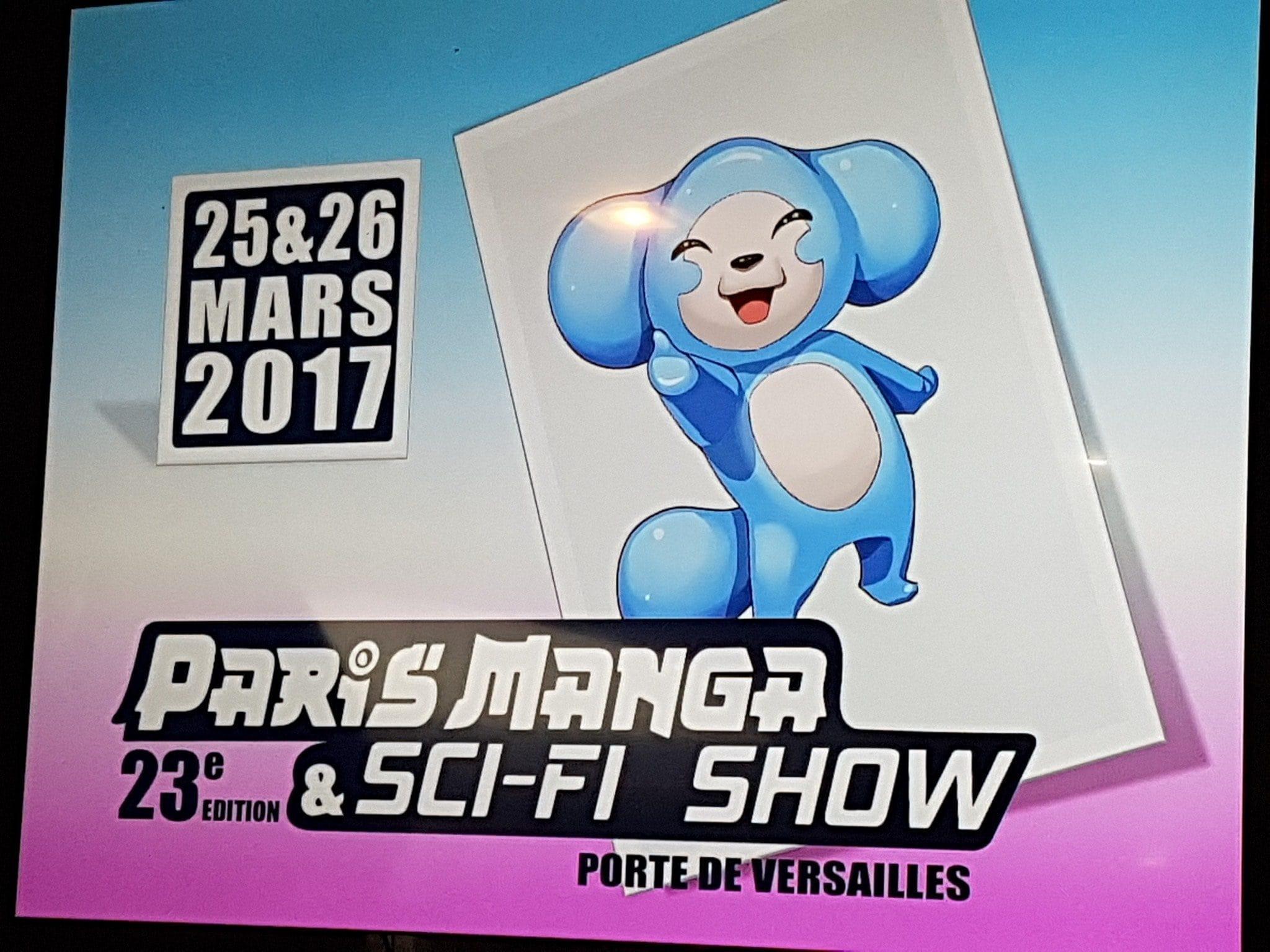 Paris Manga & Sci-Fi Show mars 2017 image-1