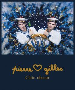Pierre et Gilles. Clair-obscur Musée d'Ixelles affiche