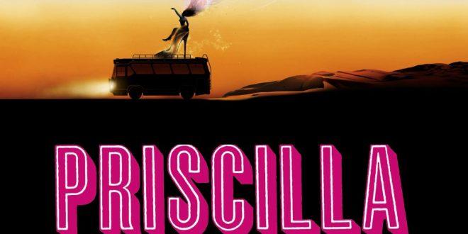 Priscilla Folle du Desert affiche