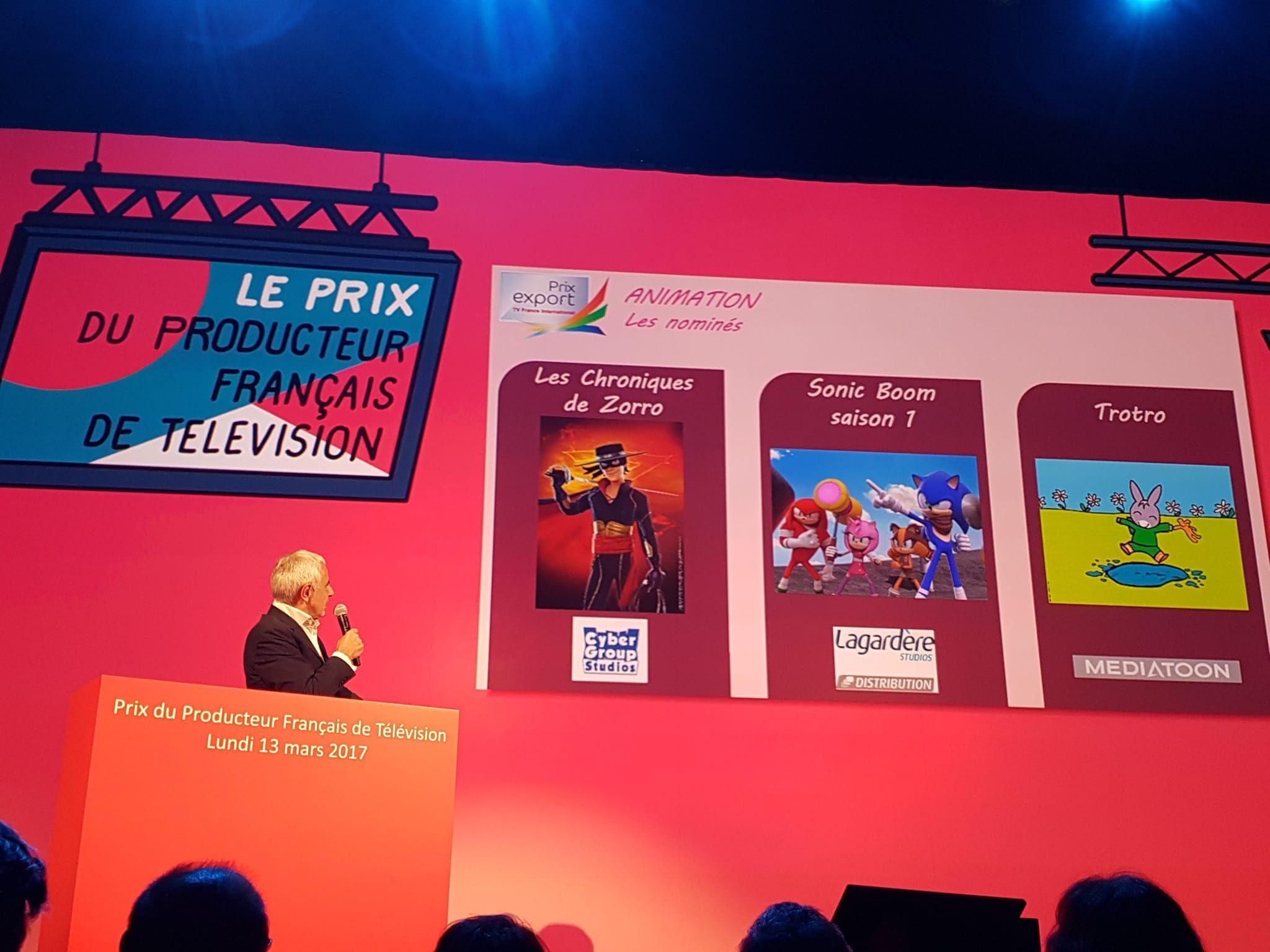 Prix du producteur français de télévision 2017 image 7